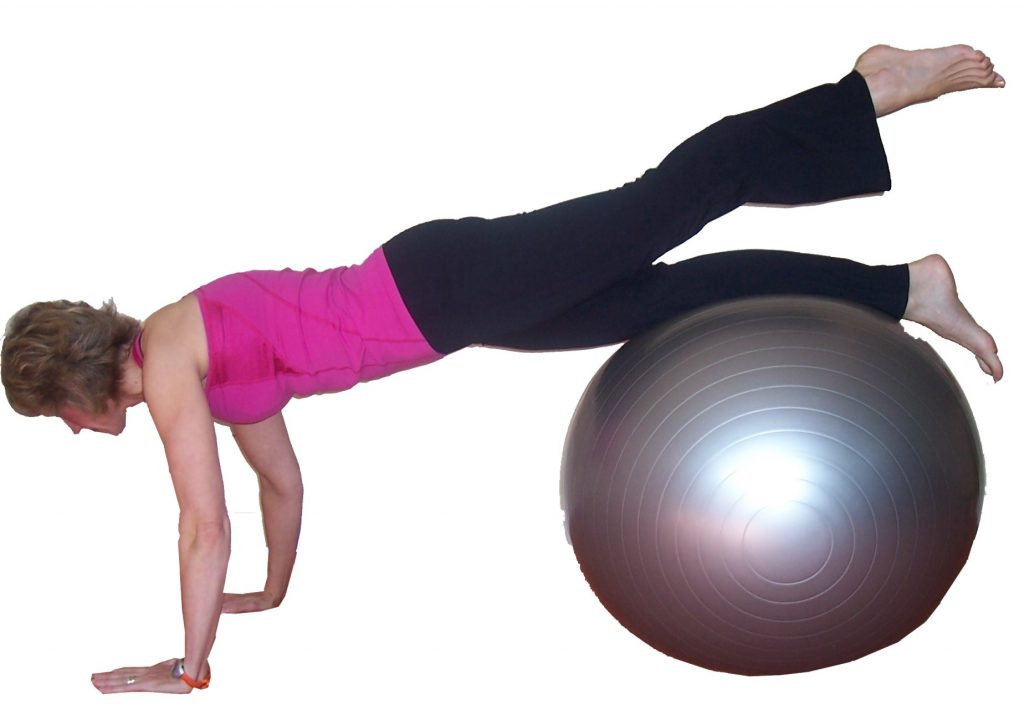 Anderson Pilates on the Ball